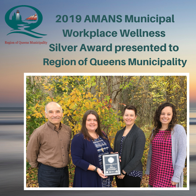 2019 Municipal Workplace Wellnes s Silver Award1