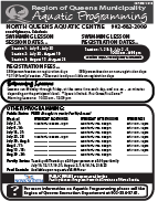 North Queens Aquatic Centre Page Small