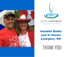 Annette Burke and Al Steele February 1 2018 01