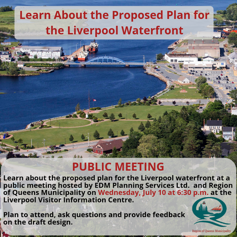 Liverpool waterfront public meeting