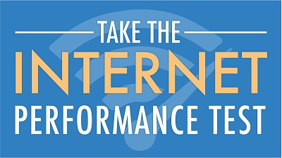 Take The Internet Performance Test